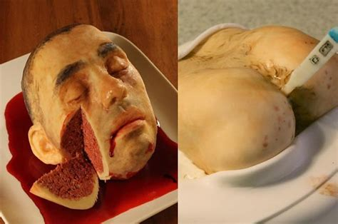 woman      realistic cakes youll