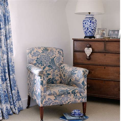 bedroom armchair bedroom armchair take a look around a gorgeous dorset cottage housetohome co uk