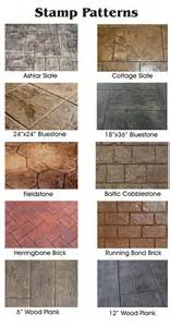 How Much Is A Stamped Concrete Patio Concrete Stamping In Connecticut Massachusetts Rhode