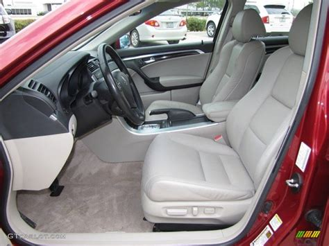 2008 Acura Tl Interior by Taupe Interior 2008 Acura Tl 3 2 Photo 78836945