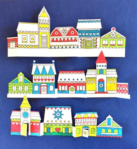 Papercraft Shops - paper crafts festive season craft