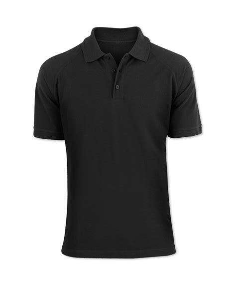 Polo Shirt Black mens workwear polo shirt workwear alexandra