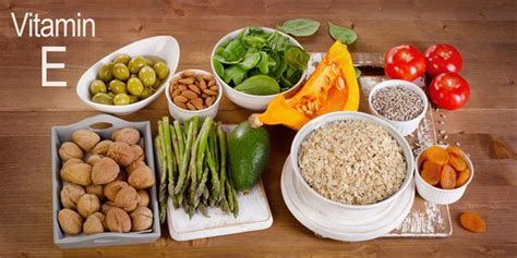 vitamina d e alimenti vitamina e a cosa serve dove trovarla ed effetti di una