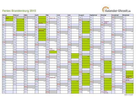 wann sind sommerferien 2015 schulferien brandenburg b 252 rozubeh 246 r