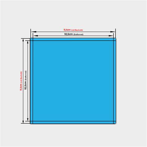 Aufkleber Drucken Quadratisch by Quadratische Aufkleber Auf Pvc Folie Gedruckt In Der Gr 246 223 E