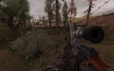 arsenal overhaul call of chernobyl s t a l k e r call of chernobyl testing out an svd