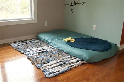 floor bed baby floor bed wayfaring artist oh baby pinterest