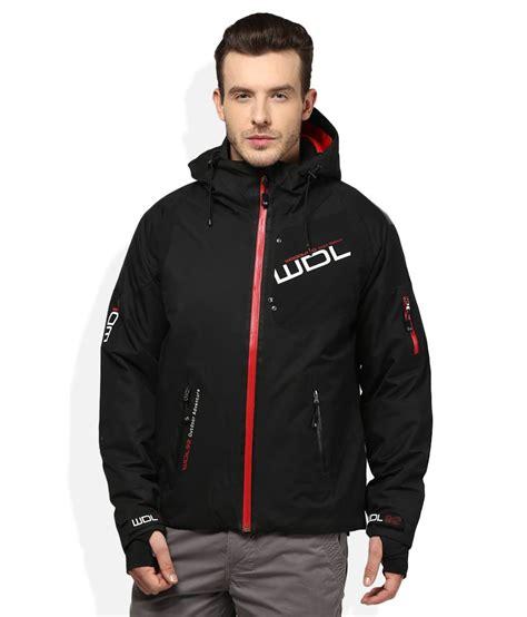 woodland black casual jacket buy woodland black casual
