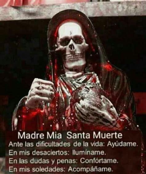 oracion de la santa muerte rosario a la santa como se hace la novena a la santa
