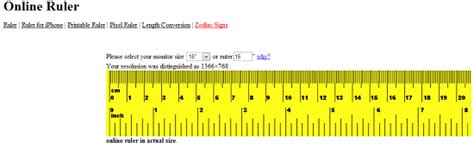 printable ruler mm only mm ruler online actual size printable myonlineruler