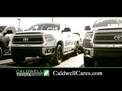Caldwell Toyota Service Caldwell Toyota Our Tundra Selection
