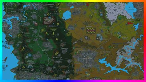 gta 6 world map most ultimate gta usa world map with 100