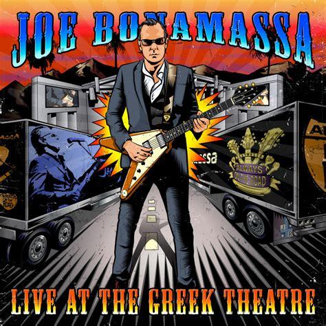 joe bonamassa fan club live at the greek theatre joe bonamassa