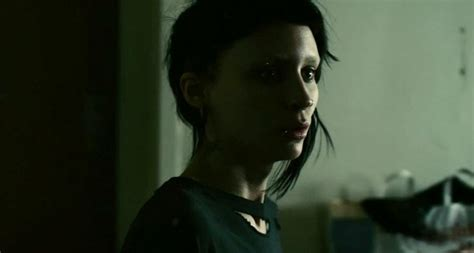 rooney mara the girl with the dragon tattoo is david fincher s the with the a
