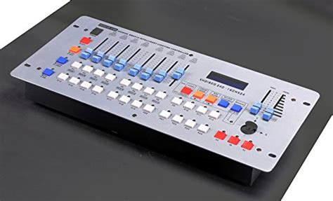 lighting programmer description 240ch dmx512 console usb desktop controller panel stage