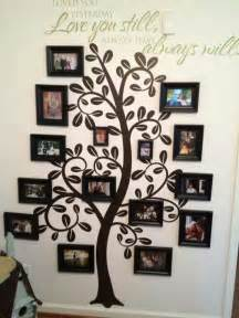 family tree wall for the home