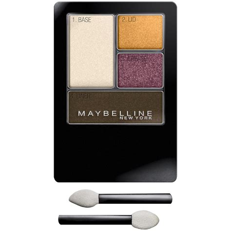 Maybelline Eyeshadow maybelline new york eyeshadow quads 0 17 oz