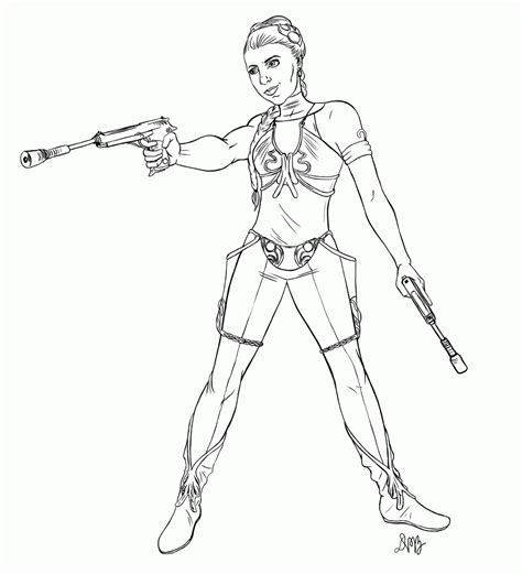 printable coloring pages princess leia luke and leia coloring pages az coloring pages