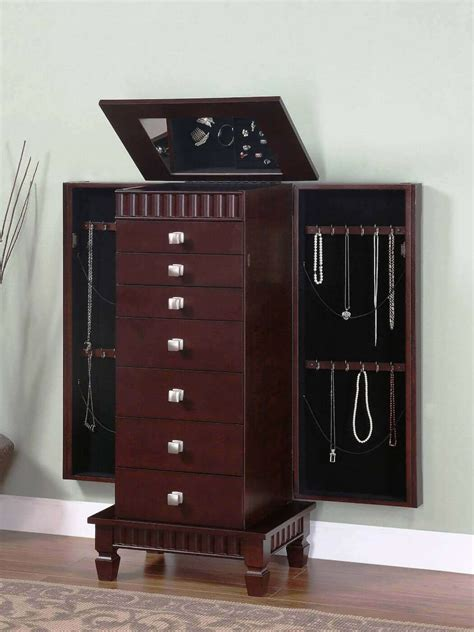 jewelry armoire powell powell jewelry armoire the most beautiful jewelry