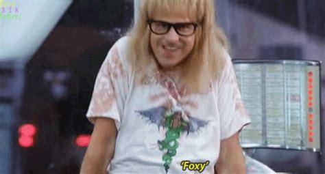 waynes world swing foxy lady on tumblr