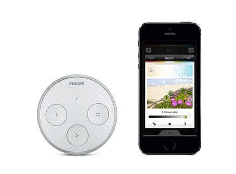 philips hue controls lights with a smartphone philips hue tap switch control your lights without