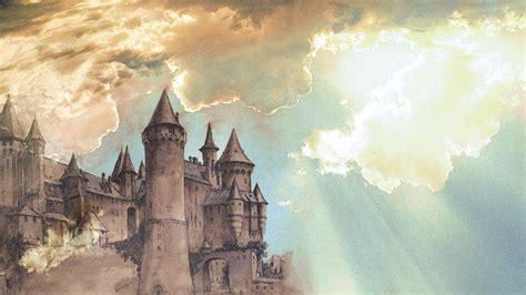 desktop themes harry potter hogwarts wallpapers wallpaper cave