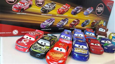 cars motor speedway of the south cars 3 motor speedway of the south 11 pack