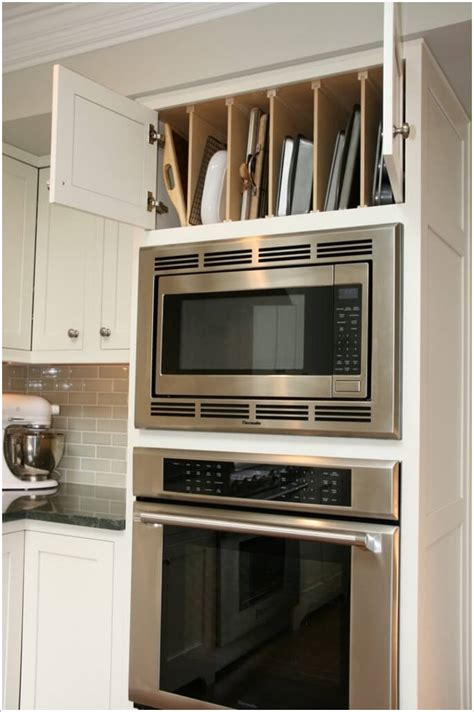Baking Storage by 10 Practical Cookie Sheet And Baking Tray Storage Ideas