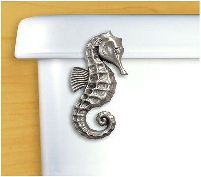 seahorse bathroom accessories nautical luxuries coastal decor gifts seahorse metal