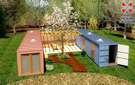 Shipping Container Home Design Plans For Sale   Big Boom Blog