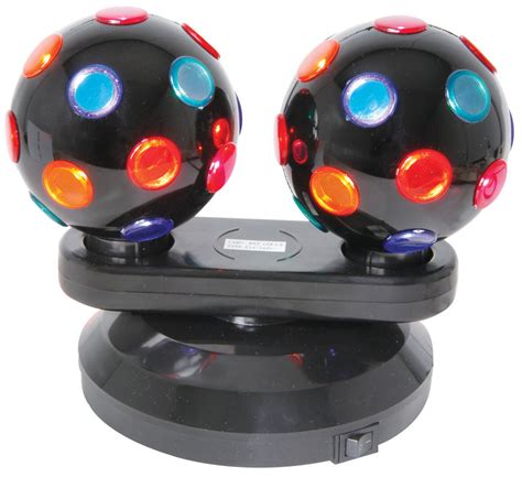 disco lights for home qtx light dual rotating disco balls whybuynew co uk