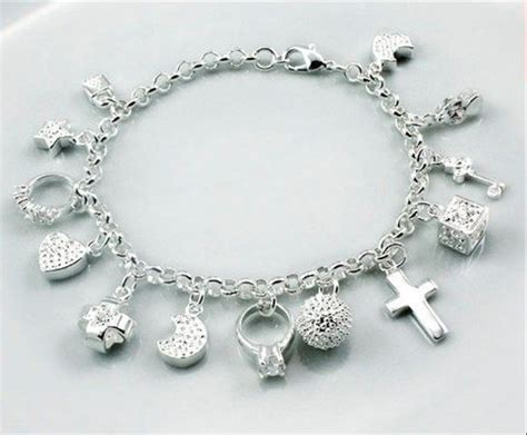 charms for jewelry silver charm bracelet 183 silver jewelry silver jewelry