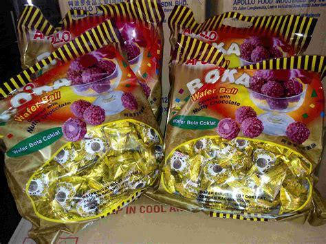 Oat Choco Pandan Flavour serba snack