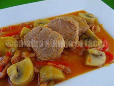 cuisine simple et facile recettes de paprika de cuisine simple et facile
