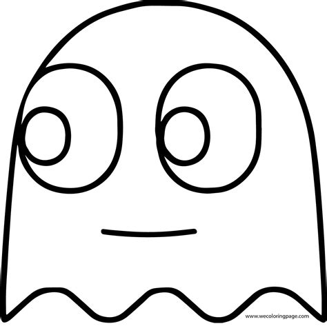 pacman ghost coloring page fantastic pacman ghost coloring pages contemporary