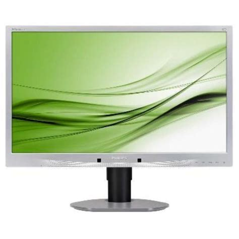 Led Philips Monitor philips brilliance 241b4lpycs 00 24 quot led lcd dvi monitor with speakers