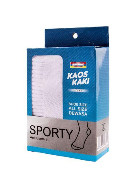 Kaos Kaki Bamboo Premium 16 indomaret kaos kaki sporty anti bacteria box klikindomaret