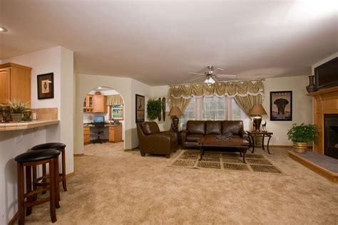 private residence dining room modular origine floor agl homes manorwood modular homes nh346a libra