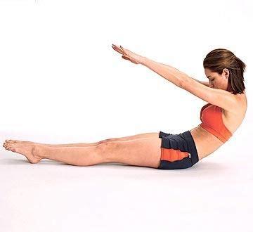 ab exercises pilates roll up vs standard crunch fitness magazine