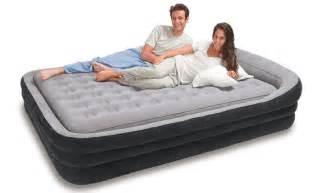 Intex comfort frame queen size air mattress