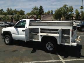 Chevrolet Utility Truck For Sale Chevrolet 2500 2004 Chevrolet 2500 Service Utility