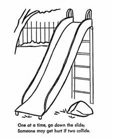 playground coloring pages playground coloring pages printable coloring pages