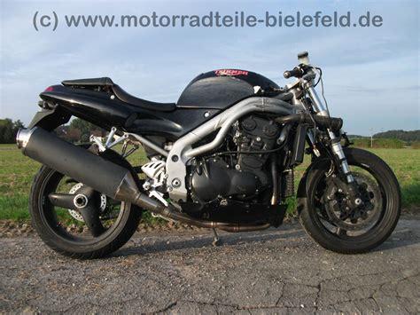 Motorrad Teile Bielefeld by Triumph Daytona 955i Als Ersatzteile Motorradteile