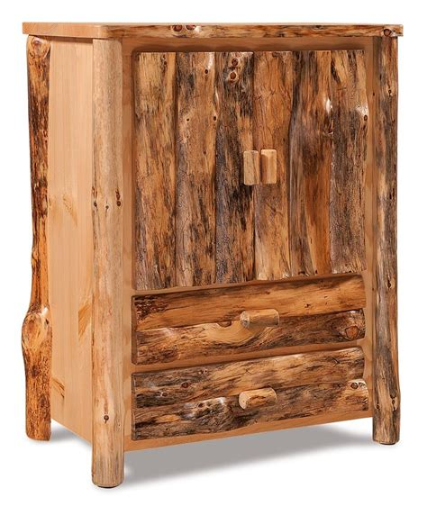 Rustic Pine Jewelry Armoire by Armoire Cool Rustic Pine Armoire Design Pine Armoires For