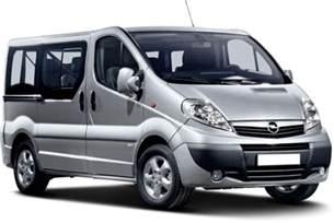 Opel Minibus Location Opel Vivaro Chez Sixt