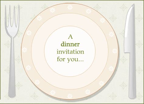 53 Dinner Invitation Designs Free Premium Templates Dinner Invitation Templates Free