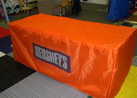 Table Covers City by Exhibition Tables Branded Table Covers Custom Table