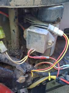 electric pto won t engage on my riding mower