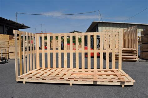 gabbia di legno produzione gabbie in legno
