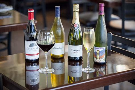 Happy Hour Concannon Assemblage Cabernet Sauvignon by Philly Wine Week Sets Festival Date For April 3 Phillyvoice